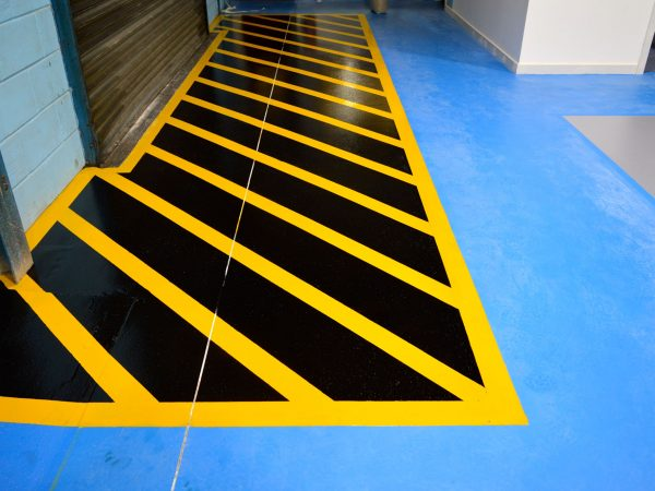 Floor Demarcations Gallery