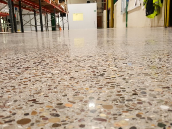 Sugarfayre - Warehouse Flooring