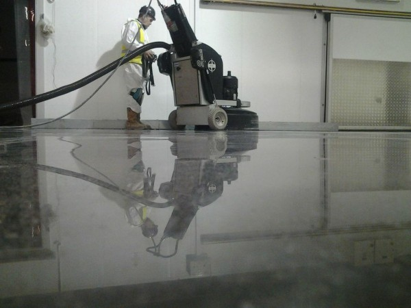 DiamondFlor™ - Polished Concrete