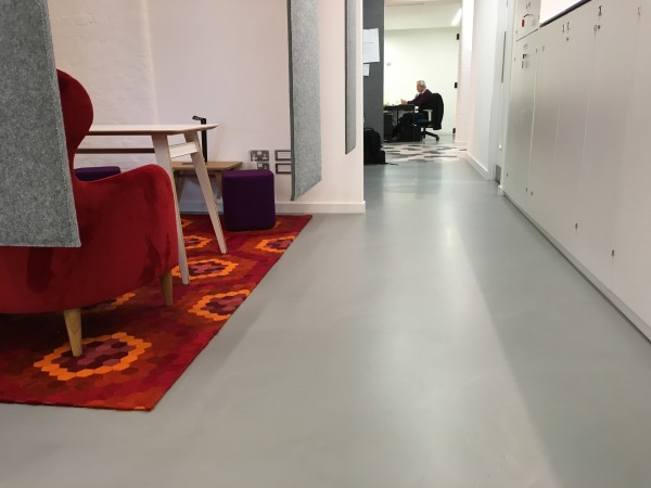 Purple Patch - Commercial Flooring
