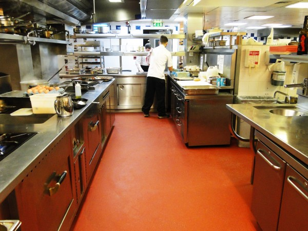 Malmaison - Commercial Kitchen