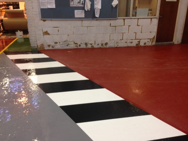 Morleys - Warehouse Flooring