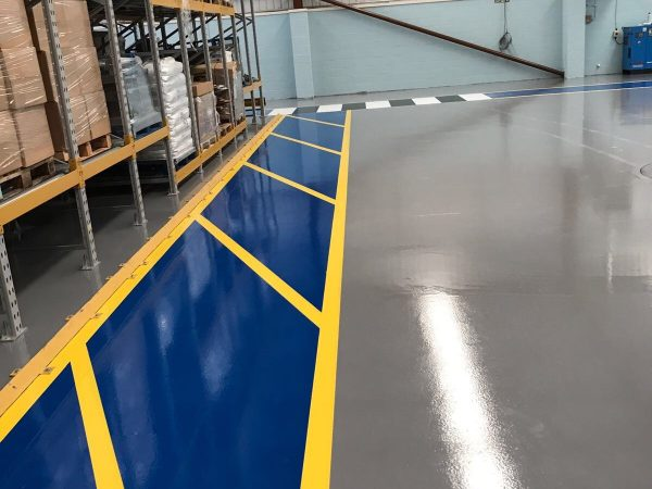 ResinFlor - Industrial & Commercial