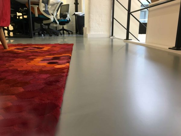 ComfortFlor™ - Purple Patch Office